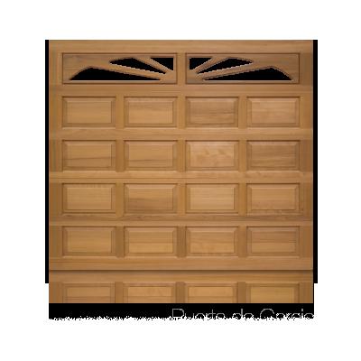 Puerta Insulada Madera